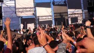 Paco Osuna ft. Underworld - Born Slippy   Sunwaves 20 @ Romania [19/08/2016]