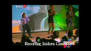 Isidora Campos - Música Infantil Recordar Stress Tv 2014