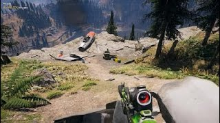 Far Cry® 5 How to find a key for Mayday chest