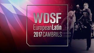 Lazzarini - Benedetti, ITA | 2017 EU Latin Cambrils | R2 S | DanceSport Total