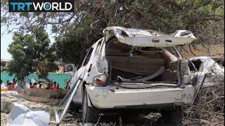 Somalia Explosion: School collapses following bombing in Mogadishu
