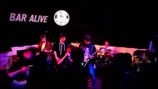 From The Ashes - Rise (intro) live@bar alive Burgas