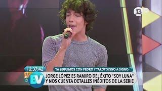 Jorge López (Ramiro) - Cuando bailo   Bienvenidos