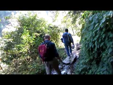 Martin in Nepal 2012 – Wanderung nach Sing Gompa