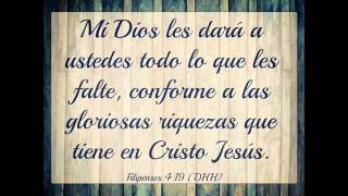 Nada soy sin ti Dios.