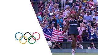 Serena Williams Wins Women's Singles Gold - London 2012 Olympics