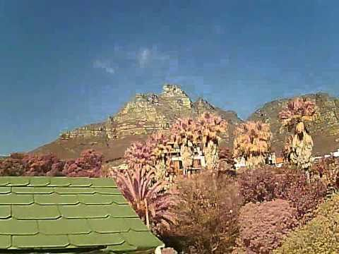 Timelapse Video – Table Mountain – 08/09/2010