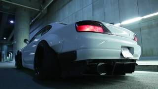 Snoop Dogg Ft  2Pac / All The Way Up/Nissan Silvia S15 Showtime