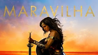 "Mulher-Maravilha - Trailer Oficial ""Origem"" (leg) [HD]"