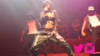 """Sevyn Performing """"Call Me Crazy"""" Live!!"""