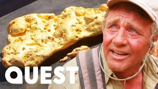 The Victoria Diggers Unearth Huge $30K Gold Nugget   Aussie Gold Hunters