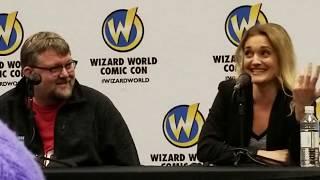 Wizard World 2019 Patricia Summersett voice of Zelda