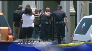 Shooting on McMillan Ave in North Charleston leaves one man dead