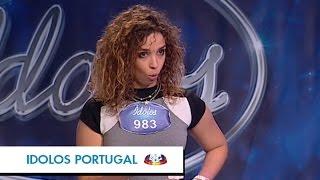 FRANCISCA RODRIGUES - CASTING 01 - IDOLOS