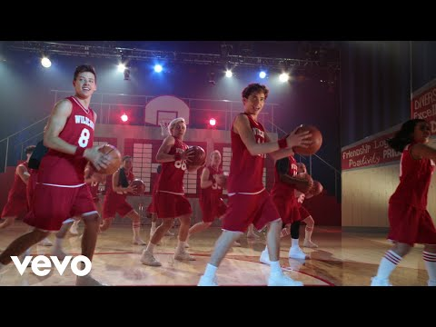Getcha Head In The Game High School Musical The Musical The Series de Disney Letra y Video