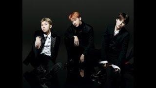 BTS Rap Line - Drop It Like It's Hot