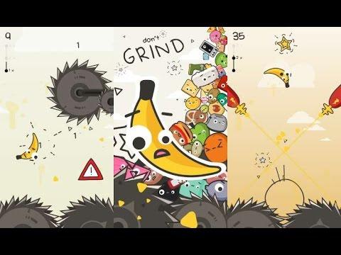 Review joc Don't Grind, prezentat pe telefonul Allview E3 Jump (Android, iOS)