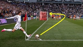 How To Do A Long Distance Football Pass Like Kroos, Ozil & Payet