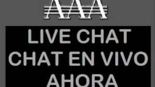 Lucha Libre AAA - Cortinilla Chat En Vivo - 2009