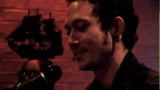 TRIVIUM Matt Heafy Cant Help Falling In Love With You acoustic [ELVIS Cover] on Metal Injection