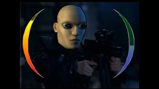 Resident Evil Movie First Zombie Encounter But With TimeSplitters Sound Effects (Request)
