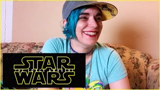 LIVE REACTION: Star Wars - The Force Awakens - Trailer #2