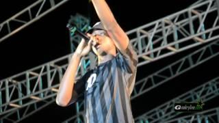 Concert de fou de MHD à Conakry