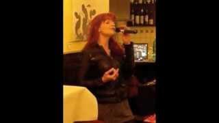 Nadja Broili - live - Hofbräu Bamberg - Bei mir bist Du schön