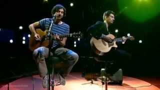 Snow Patrol - Chasing Cars-Acoustic- Live