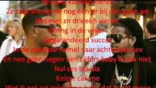 Keizer ft Gio - Hoe Ze Loopt (+Lyrics)