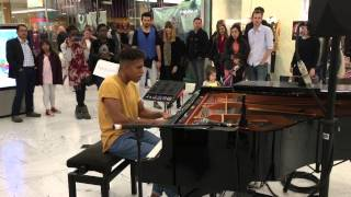 RARE footage - Tokio Myers before Britain's Got Talent