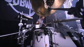 THE SUBWAYS - Obsession @ Hurricane 2011 [HD]