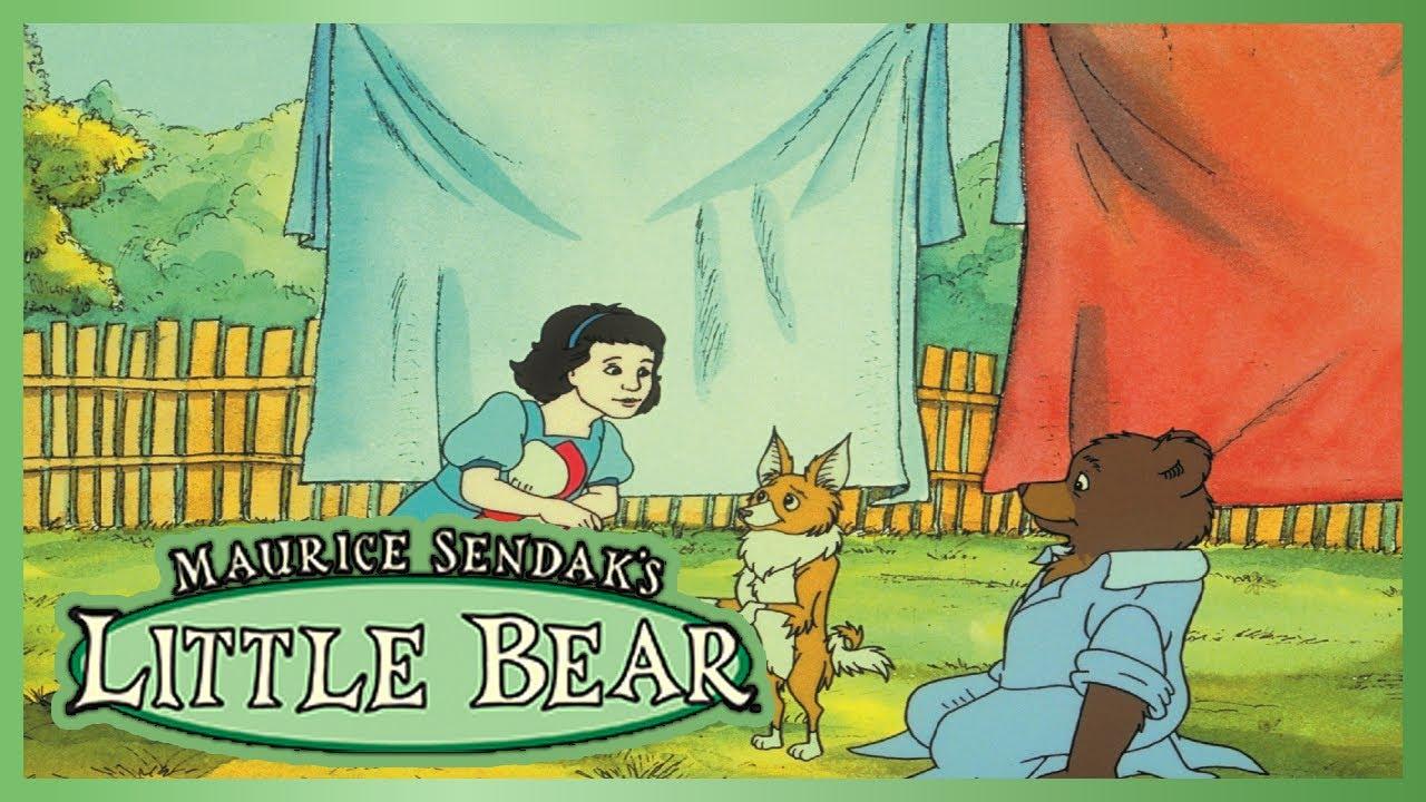 21. Little Bear's Garden