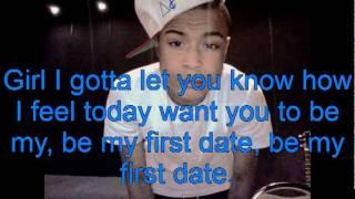Khalil-First Date Lyrics