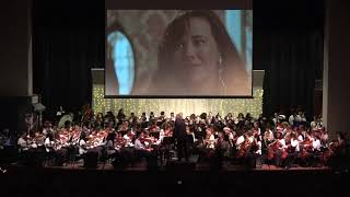 Somewhere in My Memory - John Williams - CCHS Advanced Orchestra
