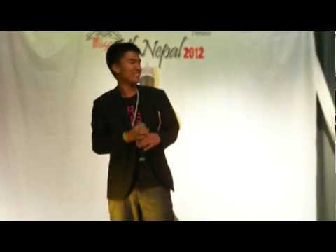 The A Team Cover Saugat Limbu (Miss UK Nepal 2012)