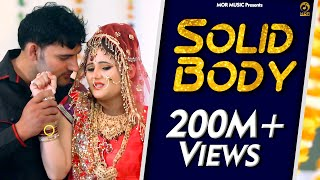 हरियाणवी love Song SOLID BODY Ajay Hooda & Anjali II New Haryanvi song of 2015 width=