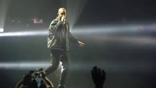 Drake - Still Here live @ Summer Sixteen Tour, SAP Center,  San Jose, CA