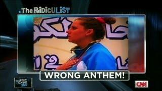 The Ridiculist: Borat National Anthem Played in Kazakhstan