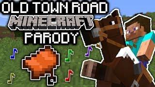 """OLD TOWN ROAD"" - MINECRAFT PARODY"