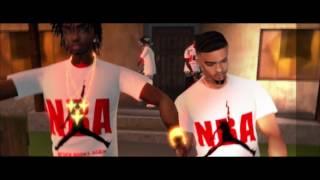 NBA 3Three x NBA Extendo - Wrong Wit Em(IMVU VERSION)