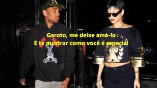 Rihanna feat Chris Brown - Nobody's Business  Tradução.