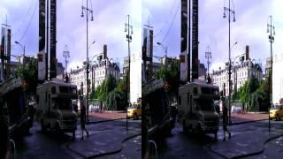 Brad Pitt zombie movie World War Z starts filming in glasgow 3D part3