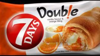 7days croissant mini double