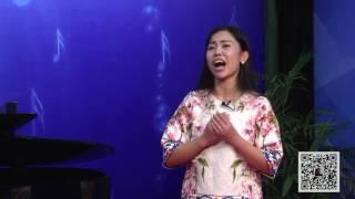 Mei Sheng Zhi Lin 美声之林 《山歌好比春江水+多谢了》 演唱—徐阳阳