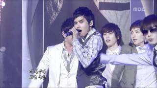 Super Junior - Sorry Sorry, 슈퍼주니어 - 쏘리 쏘리, Music Core 20090404