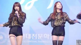 EXID - Up & Down (live)