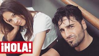 DAVID BUSTAMANTE y YANA OLINA cantan juntos el 'Cumpleaños Feliz'
