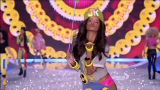 Victoria's Secret Fashion Show 2013 - Neon Jungle -Trouble