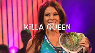 TNA Madison Rayne Killa Queen ( Chipmunk Version )